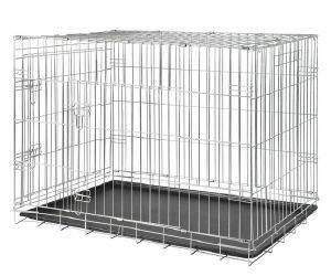 ΚΛΟΥΒΙ ΜΕΤΑΦΟΡΑΣ TRIXIE WIRE 116X86X77CM pet shop σκυλοσ ειδη μεταφορασ κλουβια μεταφορασ