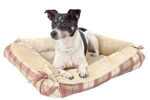 ΚΡΕΒΑΤΙ TRIXIE RELAX ΜΠΕΖ 57X45CM pet shop σκυλοσ στρωματα κρεβατια κρεβατια