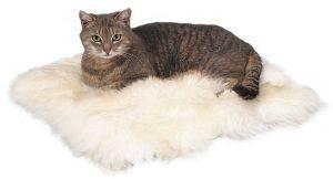 ΣΤΡΩΜΑ TRIXIE SHEEPSKIN pet shop γατα στρωματα κρεβατια στρωματα