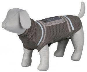 ΜΠΛΟΥΖΑ TRIXIE BEST OF ALL BREEDS ΓΚΡΙ (S-33CM) pet shop σκυλοσ ενδυση μπλουζεσ