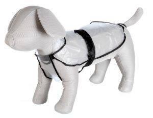ΑΔΙΑΒΡΟΧΟ ΠΑΛΤΟ TRIXIE TARBES ΔΙΑΦΑΝΟ (M-50CM) pet shop σκυλοσ ενδυση παλτο