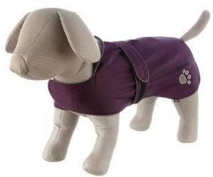 ΠΑΛΤΟ TRIXIE ORLEANS ΜΩΒ (S-40CM) pet shop σκυλοσ ενδυση παλτο