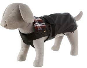 ΠΑΛΤΟ TRIXIE PARIS ΜΑΥΡΟ (L-55CM) pet shop σκυλοσ ενδυση παλτο