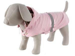 ΠΑΛΤΟ TRIXIE COMO ΡΟΖ (XS-30CM) pet shop σκυλοσ ενδυση παλτο