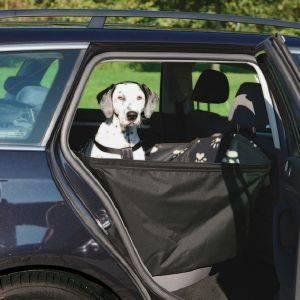 ΚΑΛΥΜΜΑ TRIXIE ΚΑΘΙΣΜΑΤΟΣ ΜΕ ΠΛΑΙΝΑ FLEECE 65 X 145CM pet shop σκυλοσ ασφαλεια καλυμματα