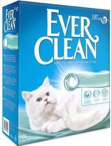 ΑΜΜΟΣ EVER CLEAN AQUA BREEZE 10L pet shop γατα αμμοσ συγκολλητικεσ