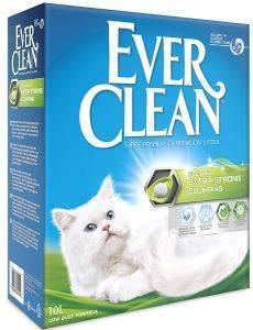 ΑΜΜΟΣ EVER CLEAN EC EXTRA STRONG CLUMPING SCENTED ΑΡΩΜΑΤΙΚΗ 10L pet shop γατα αμμοσ συγκολλητικεσ