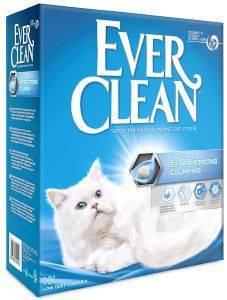 ΑΜΜΟΣ EVER CLEAN EXTRA STRONG CLUMPING UNSCENTED ΧΩΡΙΣ ΑΡΩΜΑ 10L pet shop γατα αμμοσ συγκολλητικεσ