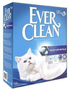 ΑΜΜΟΣ EVER CLEAN MULTI CRYSTALS 10L pet shop γατα αμμοσ κρυσταλλικεσ
