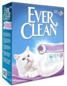 ΑΜΜΟΣ EVER CLEAN LAVENDER 10L pet shop γατα αμμοσ συγκολλητικεσ