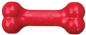 ΠΑΙΧΝΙΔΙ KONG GOODIE BONE CLASSIC ΚΑΟΥΤΣΟΥΚ ΚΟΚΚΙΝΟ (M) pet shop σκυλοσ παιχνιδια snack toys