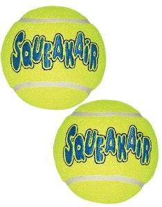 ΣΕΤ ΜΠΑΛΕΣ KONG AIR SQUEAKER TENNIS BALL (2ΤΜΧ) L