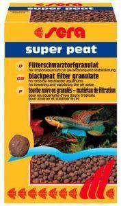 ΤΥΡΦΗ SERA SUPER PEAT 500GR pet shop ψαρι βελτιωτικα νερου βελτιωτικα νερου