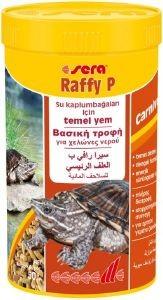 ΤΡΟΦΗ ΓΙΑ ΧΕΛΩΝΕΣ ΝΕΡΟΥ SERA RAFFY P ΣΕ STICK 250ML pet shop ερπετο τροφεσ χελωνεσ