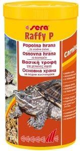 ΤΡΟΦΗ ΓΙΑ ΧΕΛΩΝΕΣ ΝΕΡΟΥ SERA RAFFY P ΣΕ STICK 1000ML pet shop ερπετο τροφεσ χελωνεσ