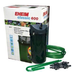 ΕΞΩΤΕΡΙΚΟ ΦΙΛΤΡΟ EHEIM CLASSIC 600 (B) pet shop ψαρι εξοπλισμοσ ενυδρειου φιλτρα