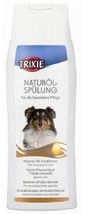 CONDITIONER TRIXIE NATURAL OIL 250ML pet shop σκυλοσ υγιεινη περιποιηση conditioner