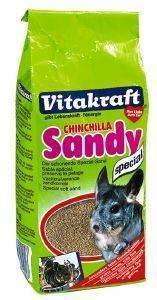 ΑΜΜΟΣ VITAKRAFT SANDY SPECIAL ΓΙΑ ΤΣΙΝΤΣΙΛΑ (1KG) pet shop τρωκτικο εξοπλισμοσ αμμοσ