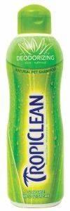 ΣΑΜΠΟΥΑΝ ΣΚΥΛΟΥ TROPICLEAN DEODORIZING ALOE 592ML pet shop σκυλοσ υγιεινη περιποιηση σαμπουαν