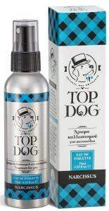 ΑΡΩΜΑ ΣΚΥΛΟΥ TOPDOG ΦΥΤΙΚΟ NARCISSUS SPRAY 75ML pet shop σκυλοσ υγιεινη περιποιηση κολονιεσ
