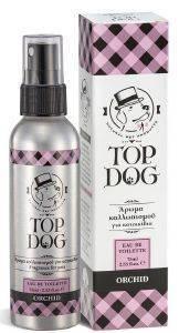 ΑΡΩΜΑ ΣΚΥΛΟΥ TOPDOG ΦΥΤΙΚΟ ORCHID SPRAY 75ML pet shop σκυλοσ υγιεινη περιποιηση κολονιεσ