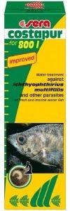 ΑΝΤΙΠΑΡΑΣΙΤΙΚΟ SERA COSTAPUR 50ML pet shop ψαρι εξοπλισμοσ ενυδρειου καθαριστικα