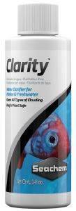 ΒΕΛΤΙΩΤΙΚΟ ΝΕΡΟΥ SEACHEM CLARITY 100ML pet shop ψαρι βελτιωτικα νερου βελτιωτικα νερου