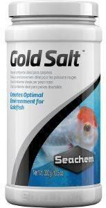ΒΕΛΤΙΩΤΙΚΟ ΝΕΡΟΥ SEACHEM GOLD SALT 70GR pet shop ψαρι βελτιωτικα νερου βελτιωτικα νερου