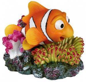 ΔΙΑΚΟΣΜΗΤΙΚΟ ΕΝΥΔΡΕΙΟΥ TRIXIE NEMO 12CM pet shop ψαρι διακοσμητικα ενυδρειου ζωακια