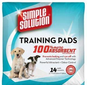 ΠΑΝΕΣ SIMPLE SOLUTION ΓΙΑ ΚΟΥΤΑΒΙΑ 60X60CM 14ΤΜΧ pet shop σκυλοσ υγιεινη περιποιηση τουαλετα
