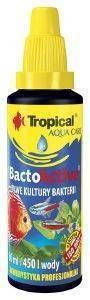 ΥΓΡΟ TROPICAL BACTO-ACTIVE 250ML pet shop ψαρι βελτιωτικα νερου βελτιωτικα νερου