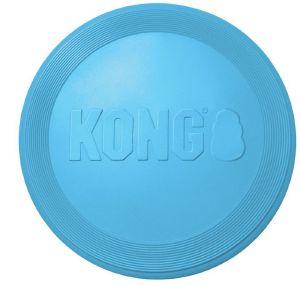 ΠΑΙΧΝΙΔΙ KONG PUPPY FLYER ΚΑΟΥΤΣΟΥΚ ΜΠΛΕ (S) pet shop σκυλοσ παιχνιδια frisbee