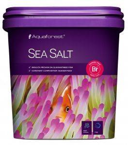 ΣΥΝΘΕΤΙΚΟ ΑΛΑΤΙ AQUAFOREST SEA SALT 5KG pet shop ψαρι βελτιωτικα νερου βελτιωτικα νερου