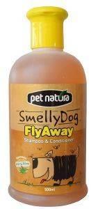 ΣΑΜΠΟΥΑΝ ΣΚΥΛΟΥ SMELLY DOG FLYAWAY 500ML pet shop σκυλοσ υγιεινη περιποιηση σαμπουαν