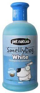 ΣΑΜΠΟΥΑΝ ΣΚΥΛΟΥ SMELLY DOG WHITE 500ML pet shop σκυλοσ υγιεινη περιποιηση σαμπουαν