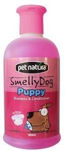 ΣΑΜΠΟΥΑΝ ΣΚΥΛΟΥ SMELLY DOG PUPPY 500ML pet shop σκυλοσ υγιεινη περιποιηση σαμπουαν