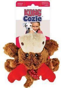 ΧΡΙΣΤΟΥΓΕΝΝΙΑΤΙΚΟ ΠΑΙΧΝΙΔΙ KONG COZIE REINDEER MEDIUM 19.7X15.2X7CM pet shop σκυλοσ παιχνιδια χριστουγεννιατικα