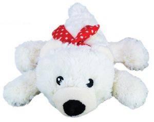 ΧΡΙΣΤΟΥΓΕΝΝΙΑΤΙΚΟ ΠΑΙΧΝΙΔΙ KONG COZIE POLAR BEAR MEDIUM 22.9X16X10CM pet shop σκυλοσ παιχνιδια χριστουγεννιατικα