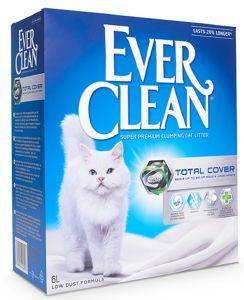 ΑΜΜΟΣ EVERCLEAN TOTAL COVER 6L