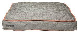 ΣΤΡΩΜΑ ΣΚΥΛΟΥ KONG RECTANGLE ΓΚΡΙ-ΠΟΡΤΟΚΑΛΙ 56Χ74CM pet shop σκυλοσ στρωματα κρεβατια στρωματα