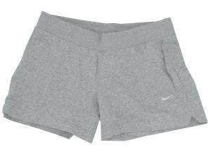 ΣΟΡΤΣ NIKE SWIFT SHORT ΓΚΡΙ (XS) αθλητικά είδη sportswear γυναικα ενδυση σορτσ