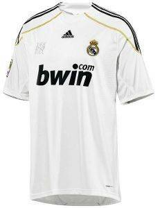ΕΜΦΑΝΙΣΗ ADIDAS PERFORMANCE REAL MADRID HOME JERSEY (M)