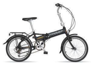 ΣΠΑΣΤΟ ΠΟΔΗΛΑΤΟ MBM SAFARI 20  ΜΑΥΡΟ ΜΑΤ Σπαστό ποδήλατο από τη σειρά Safari της MBM  Μεταφέρεται πανεύκολα με τα μέσα μαζικής συγκοινωνίας ή το αυτοκίνητο Τα ποδήλατα Ιταλικής εταιρείας my b