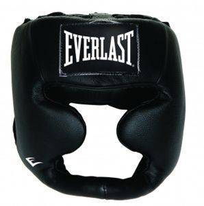 ΚΑΣΚΑ EVERLAST FULL PROTECTION HEADGEAR ΜΑΥΡΗ (L/XL)