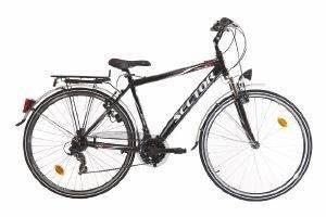 ΠΟΔΗΛΑΤΟ SECTOR HELIX GENT CITY 28  ΜΑΥΡΟ Ποδήλατο πόλης με 21 ταχύτητες και πλαίσιο αλουμινίου  Διαθέτει πλούσιο εξοπλισμό που περιλαμβάνει εμπρόσθια ανάρτηση φτερά οπίσθια σχάρα φανάρια προσ