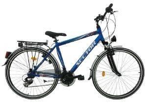 ΠΟΔΗΛΑΤΟ SECTOR HELIX GENT CITY 28  ΜΠΛΕ Ποδήλατο πόλης με 21 ταχύτητες και πλαίσιο αλουμινίου  Διαθέτει πλούσιο εξοπλισμό που περιλαμβάνει εμπρόσθια ανάρτηση φτερά οπίσθια σχάρα φανάρια προσ
