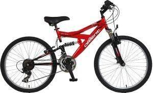 ΠΟΔΗΛΑΤΟ ORIENT S 300 24  F DISK ΚΟΚΚΙΝΟ Ένα ποδήλατο ιδανικό για το βουνό ή την πόλη  όλους όσους αναζητούν περιπέτεια και τις έντονες συγκινήσεις Νιώστε ηγέτης με νέο της Orient Τα ποδήλατα