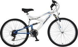 ΠΟΔΗΛΑΤΟ ORIENT S 400 26  FULL SUSPENSION ΛΕΥΚΟ ΜΠΛΕ Ένα ποδήλατο ιδανικό για το βουνό ή την πόλη  όλους όσους αναζητούν περιπέτεια και τις έντονες συγκινήσεις Νιώστε ηγέτης με νέο της Orient Τα ποδήλατα