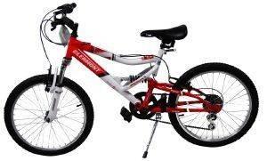 ΠΟΔΗΛΑΤΟ CLERMONT 560 PAMIR 20  ΛΕΥΚΟ ΚΟΚΚΙΝΟ Ποδήλατο για μικρούς και δραστήριους ποσηλάτες  Thunder 560 από την Mirage Κατάλληλο το βουνό αλλά πόλη Τα ελληνικής κατασκευής ποδήλατα που συναρμολο
