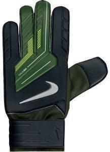 ΓΑΝΤΙΑ ΤΕΡΜΑΤΟΦΥΛΑΚΑ NIKE GK MATCH ΜΑΥΡΑ XAKI  6 Γάντια τερματοφύλακα Nike με παραδοσιακό σχεδιασμό για επαγγελματική απόδοση  Με αφρώδες υλικό πάχους 3mm στο εσωτερικό τους την αποφυγή τραυματισμών